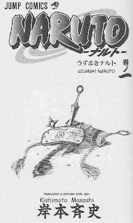 Naruto Mangá 01 – (Leitura Online)