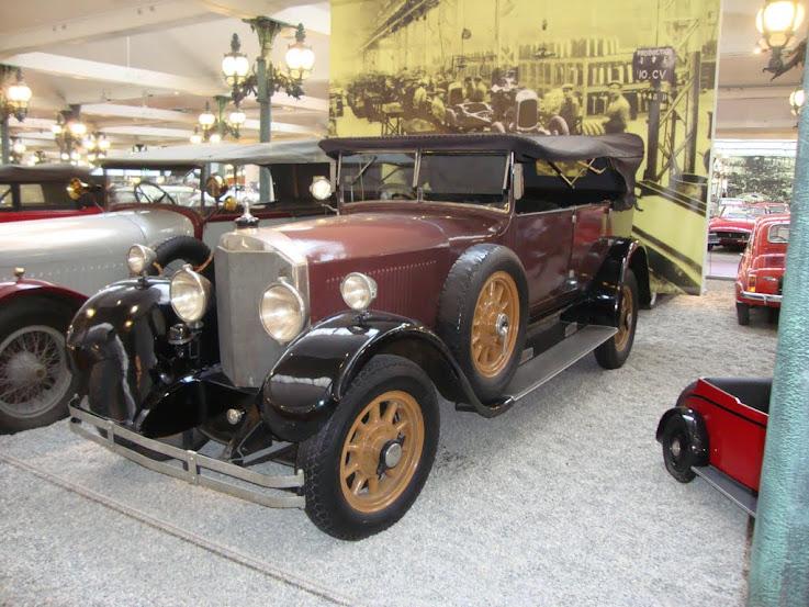Musée Automobile de Mulhouse  DSC06976