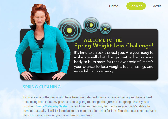 Myo Precision Spring Weight Loss Challenge