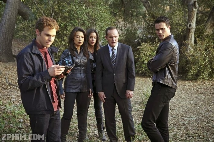 Ảnh trong phim Đặc Vụ S.H.I.E.L.D. - Agents of S.H.I.E.L.D. Season 1 4