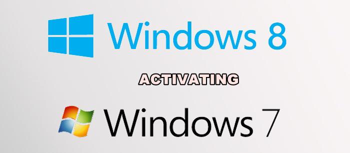 Windows 7 & Windows 8 Activator!