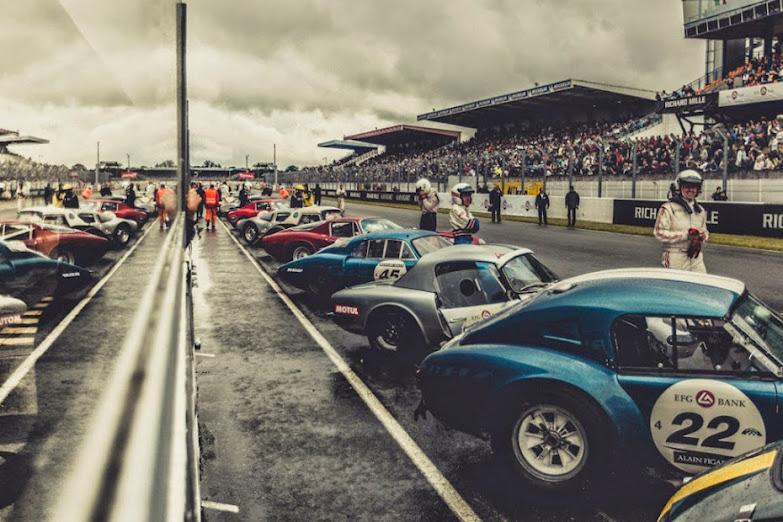 Course Le Mans Classic pour amateurs