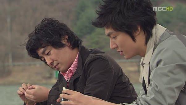 Ryu Seong Ryong, Lee Min Ho