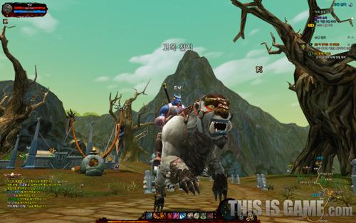 Những hình ảnh cận cảnh về MMORPG ASTA 5