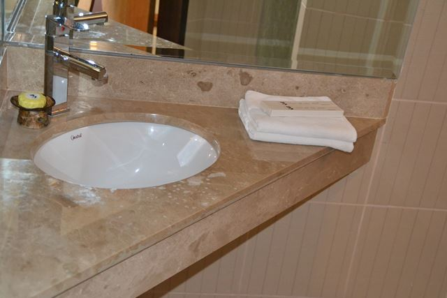 コートデルマーホテル - 洗面