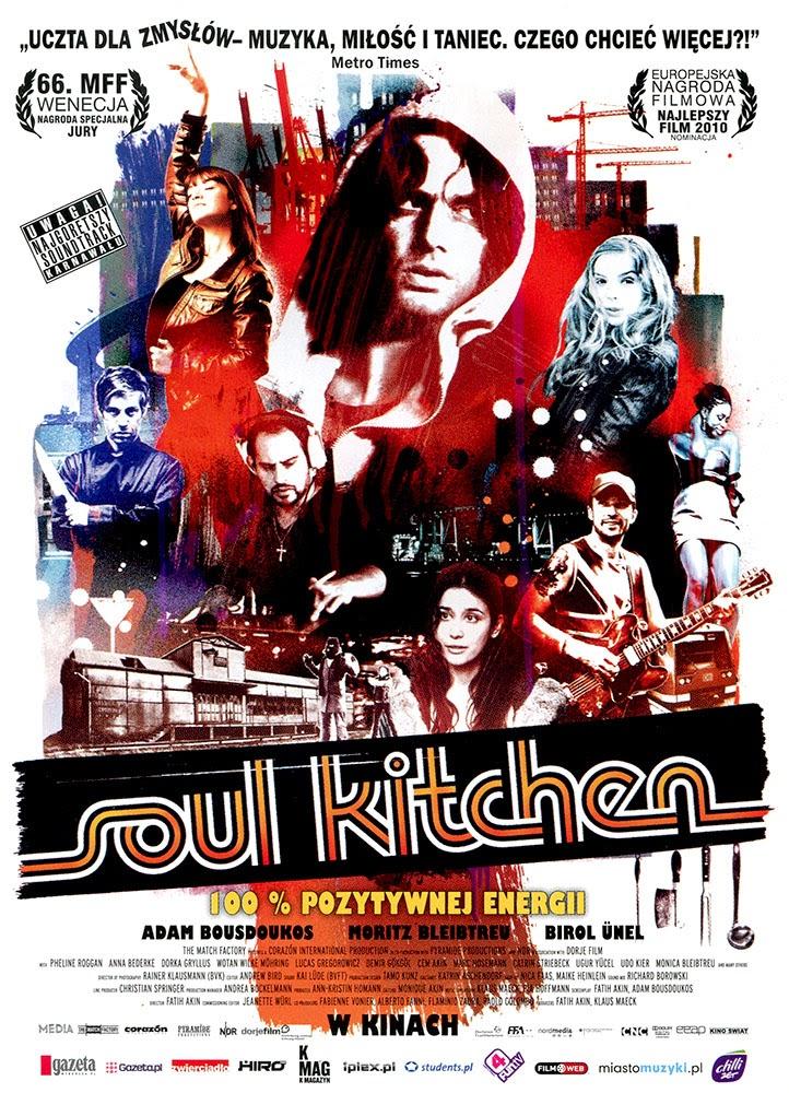 Ulotka filmu 'Soul Kitchen (przód)'
