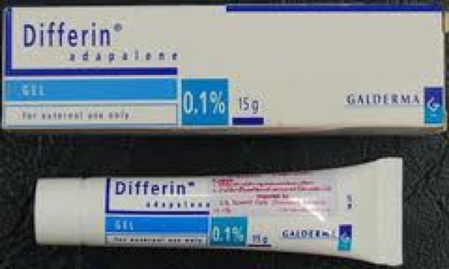 My Beauty Blog: Differin gel (adapalene) 0.1%