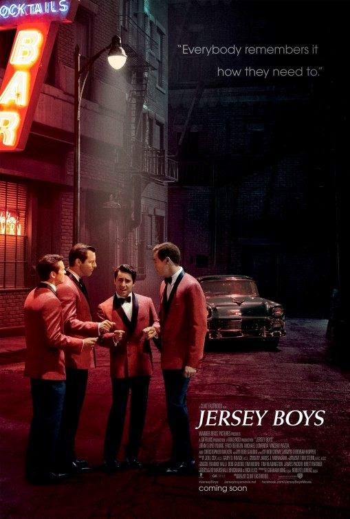 Poster Of English Movie Jersey Boys (2014) Free Download Full New Hollywood Movie Watch Online At Alldownloads4u.Com
