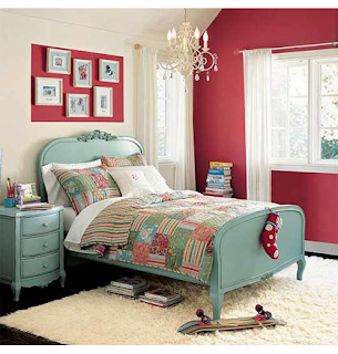 Teenage Bedroom Paint Ideas