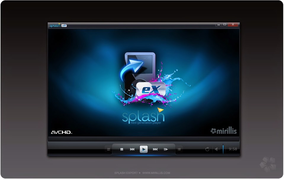 Mirillis Splash Pro EX 1.13.2.0 [Reproductor de Audio y Video HD] [Español/Multi] [Full] – [ExeFull] 5