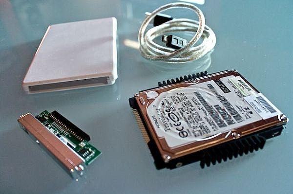 how to destroy an external hard drive