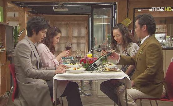 Lee Min Ho, Son Ye Jin, Jo Eun Ji, Ryu Seung Ryong