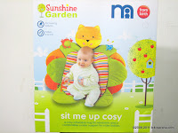 Mothercare Sunshine Garden Sit Me up Cosy