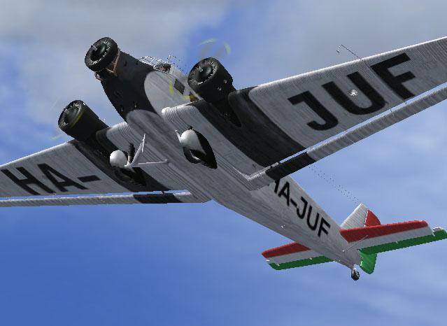 Fsx Junkers Ju 52