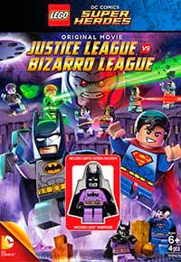 Baixar Filme Lego Liga da Justiça vs Liga Bizarro Dublado Torrent