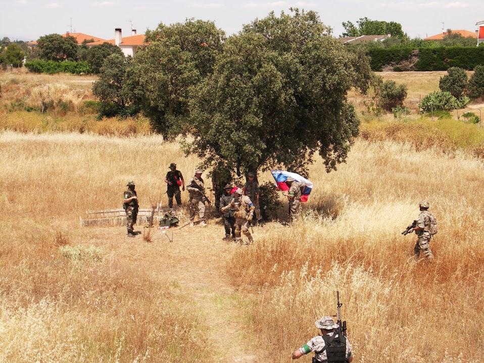 """Fotos de """"THE FINAL WAR"""". La Granja. 23-06-13 PICT0127"""