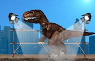 العاب اكشن روان , لعبة هروب الديناصور