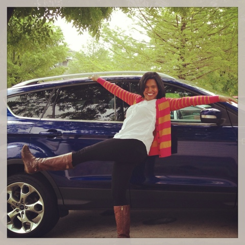 grimmett two thumbs up for the 2013 ford escape gofurtheratl. Cars Review. Best American Auto & Cars Review