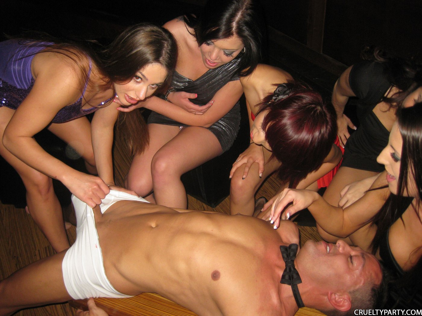 Sex scene girls night out sex