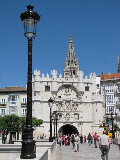 Gateway to Burgos
