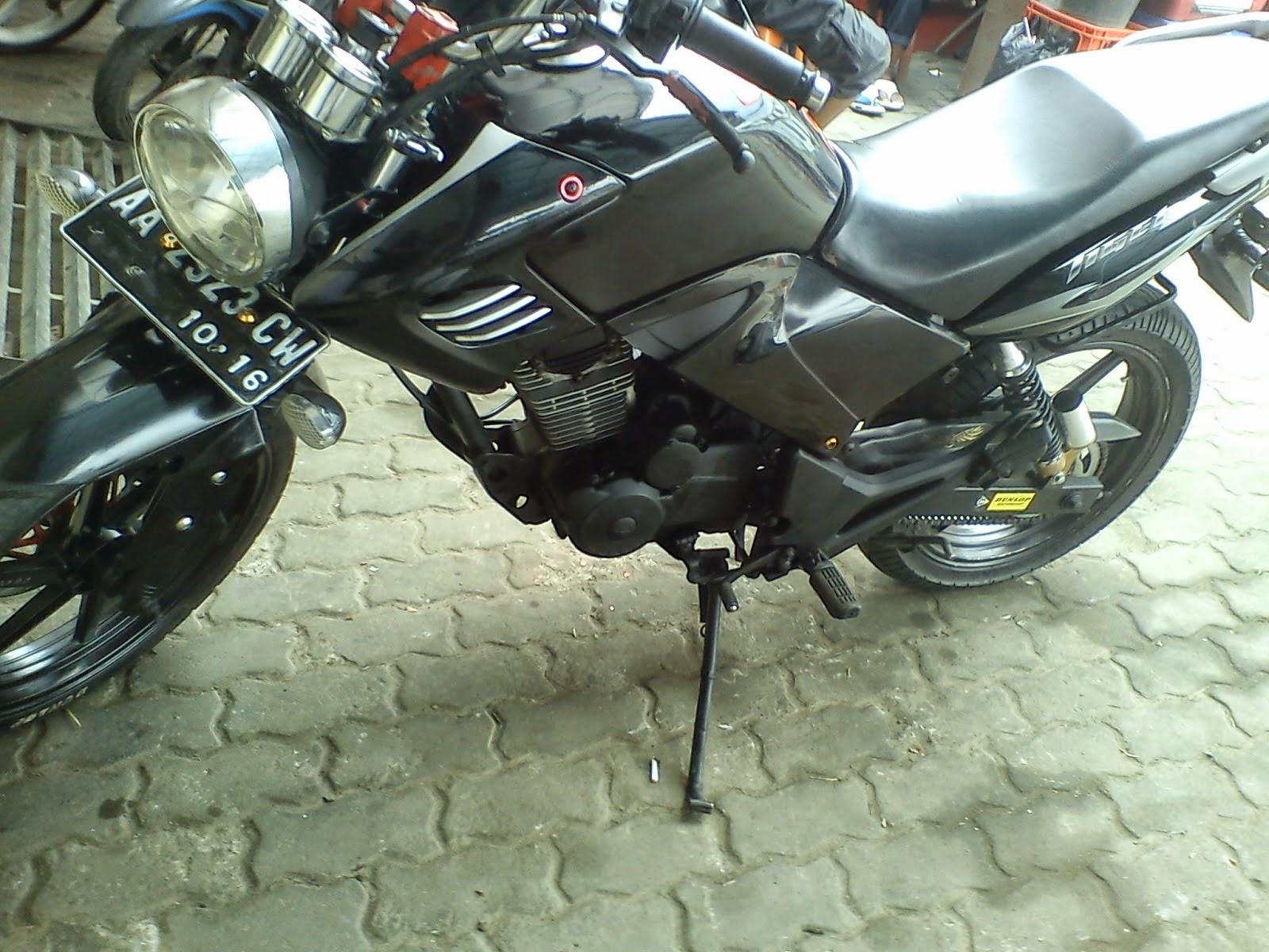 Modifikasi Tiger Minimalis Modifikasi Motor Honda Tiger