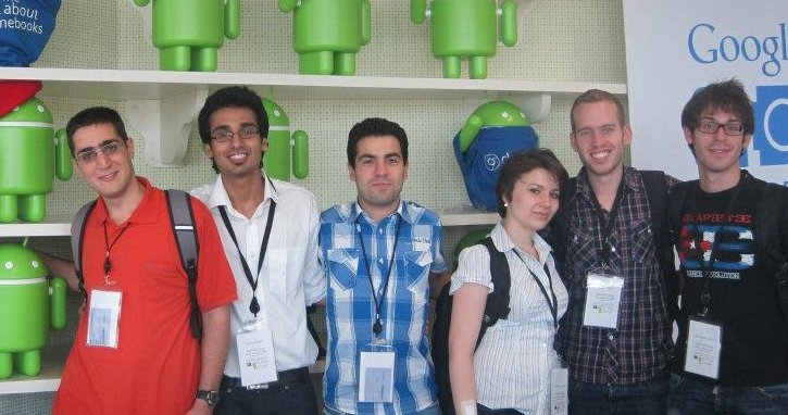 Google Android Camp