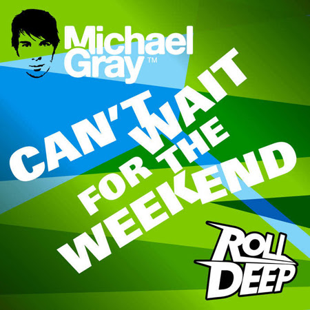 Men's Michael Kors Full Zip, Michael Gray feat. Roll Deep Cant Wait For The Weekend