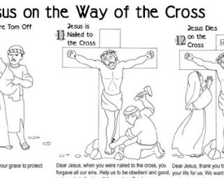 Universal image with regard to stations of the cross printable
