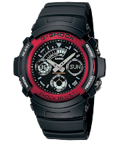 Casio G Shock : aw-591