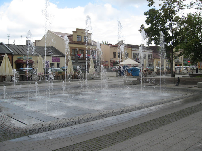 Bełchatów, Plac G. Narutowicza
