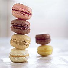 French Macarons a la Medrich