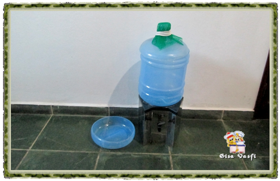 Composteira de plástico 1