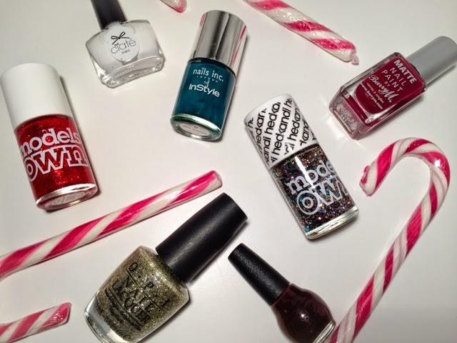 christmas-nail-polishes