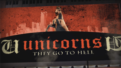 Unicorns from HELL