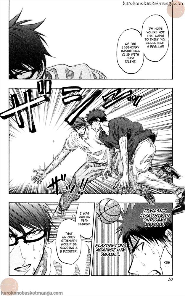 Kuroko no Basket Manga Chapter 62 - Image 8