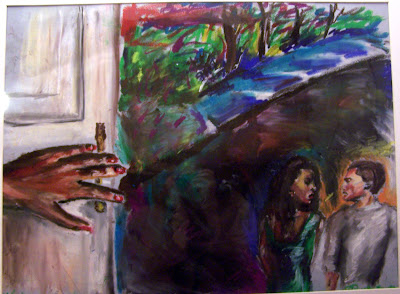 Beyond the Door PHS Visual Arts