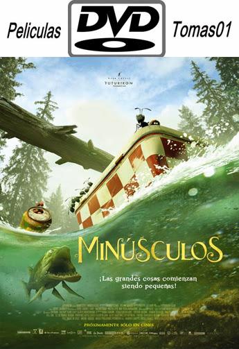 Minusculo: El Valle De Las Hormigas (2013) DVDRip