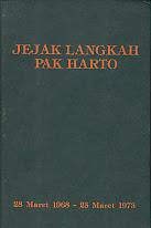 Jejek Langkah Pak Harto 28 Maret 1968 – 23 Maret 1973