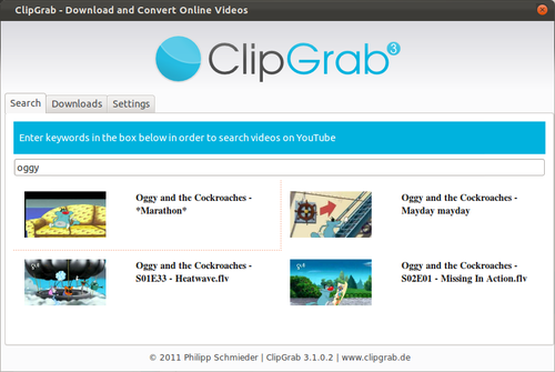 1 ClipGrab%252520 %252520Download%252520and%252520Convert%252520Online%252520Videos 014 ClipGrab:  Downloader and Converter online videos
