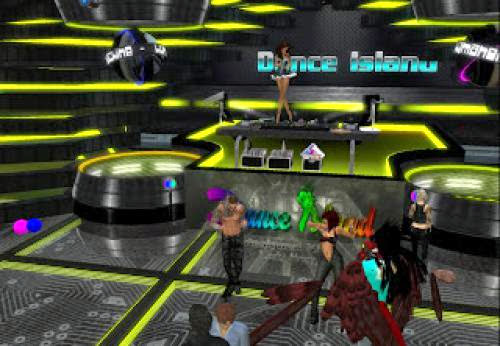 A Day In Second Life