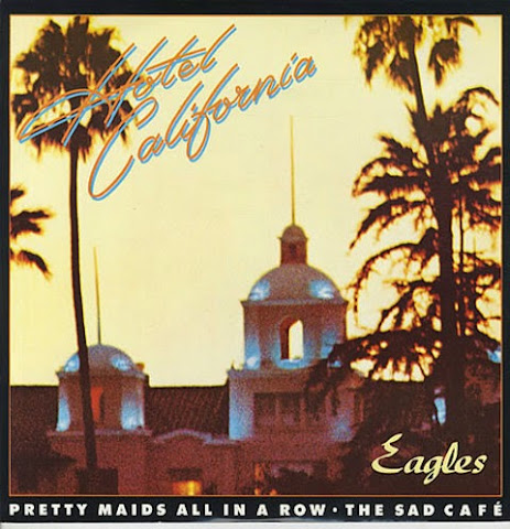 Eagles, Hotel California Album Cover