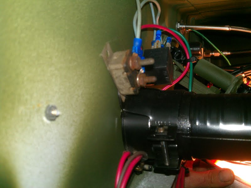 48 150870 resto semi gpw clone the cj2a page forums page 2 rh thecj2apage com Boat Horn Relay Three Wire Horn Relay