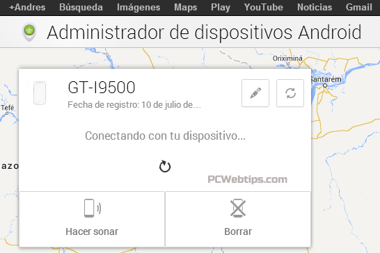 4-localizando-dispositivo-android