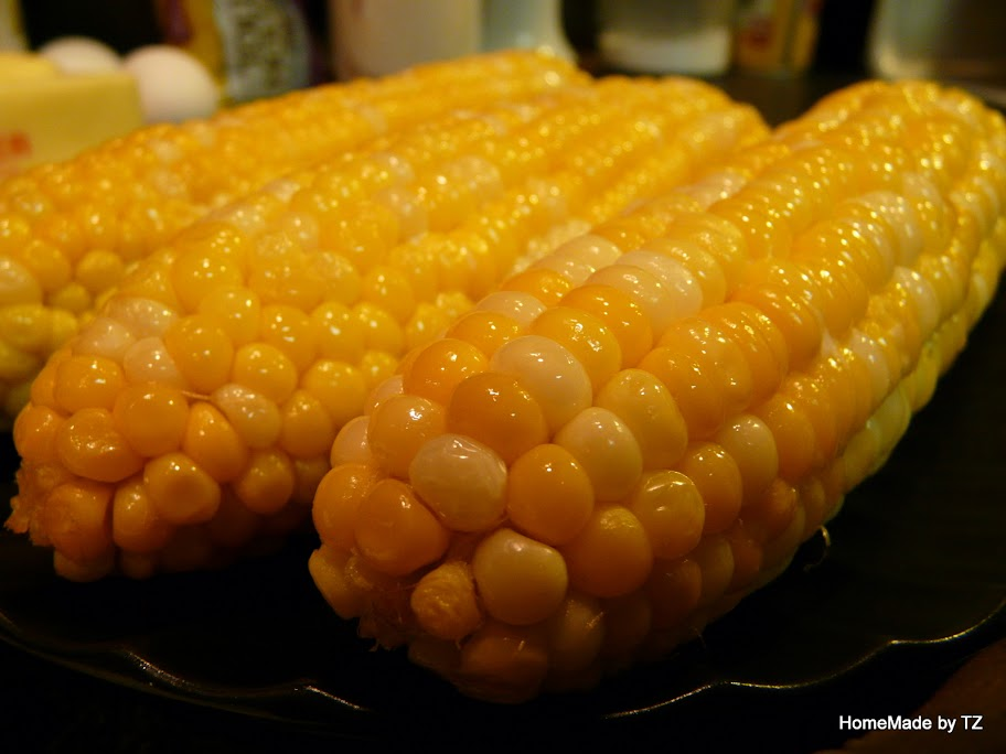 how to make homemade popcorn from corn on the cob