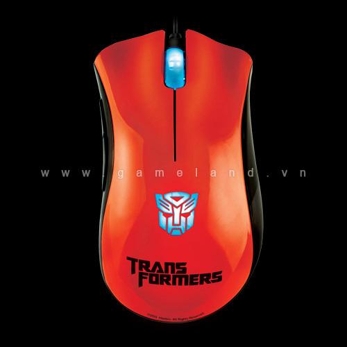 Razer ra mắt bộ sản phẩm ăn theo Transformers 3 7