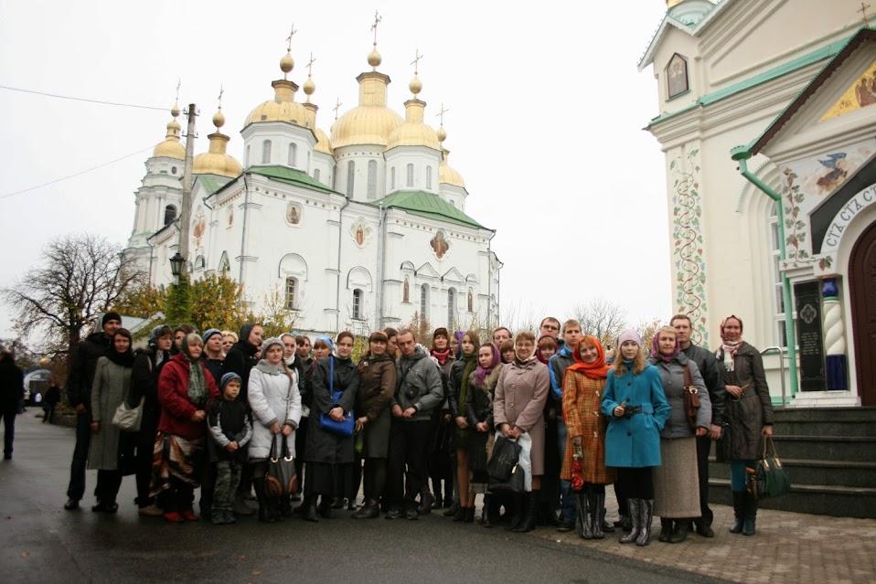 Безкоштовна екскурсія до Хрестовоздвиженського монастиря, Таємнича Полтава