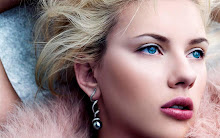 women scarlett johansson actress faces 1440x900 wallpaper