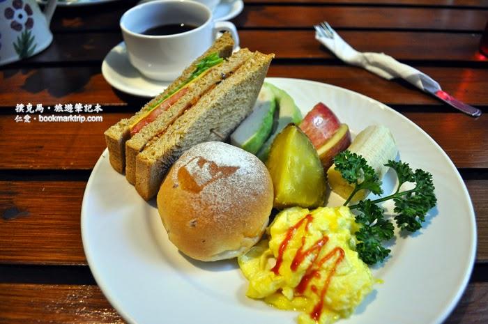 歐風小鎮民宿早餐