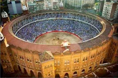 Famous Barcelona Bullring May Be Converted Into Europes Biggest Mosque