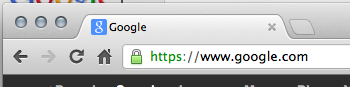 Favicon im Browser